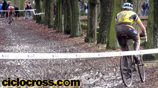 El ciclocross